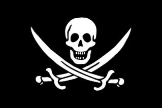 Pirate Flag Melbourne Beach