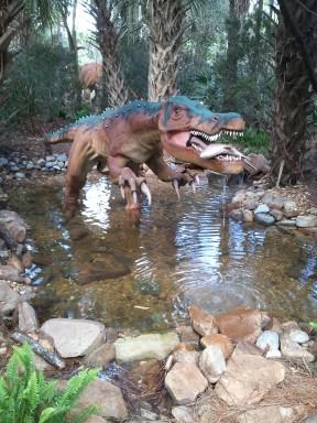 dinosaur brevard zoo
