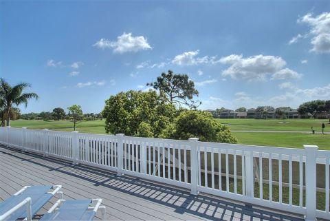 Suntree golf course home