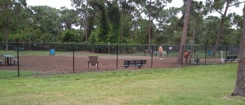 dog park melbourne fl wickham park