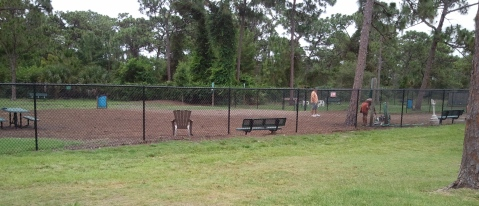 dog park melbourne fl wickham park