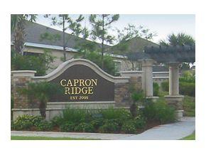 Capron ridge real estate