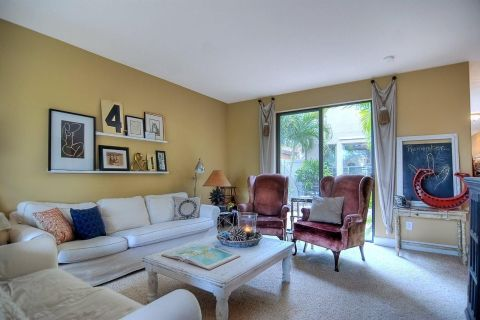 Bright, open living spaces!